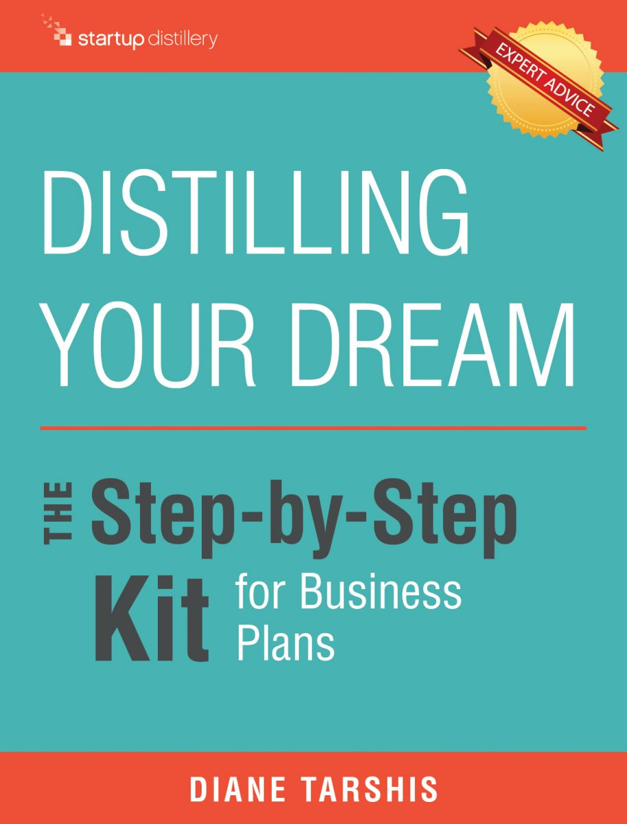 Distilling Your Dream DIY Business Plan Kit cover